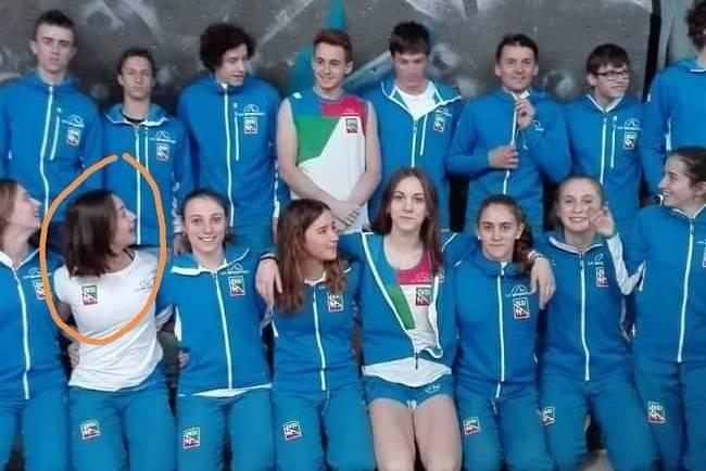 Nazionale Giovanile. Olimpia Ariani from BETA HOUSE.