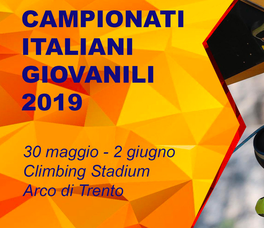 CAMPIONATI ITALIANI GIOVANILI 2019 : la BETA c'é!